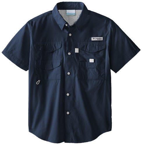 Columbia Sportswear Boy's Bonehead Short Sleeve Shirt , Coll