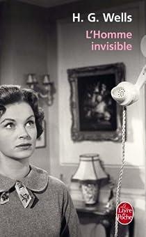 L'Homme invisible par Wells