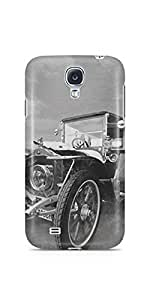Casenation De Dion Vintage Car Samsung Galaxy S4 Glossy Case