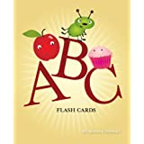 ABC Flash Cards (An Illustrated alphabet book for kids) ~ Brenda Ponnay