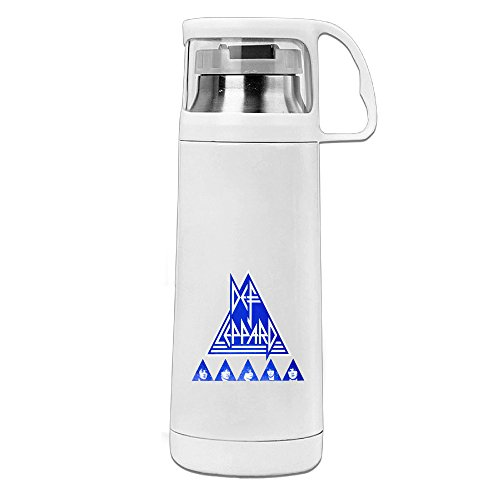 HAULKOO Def Leppard Stainless Steel Bottle Cup
