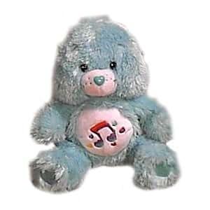 amazoncom care bears comfy heartsong bear toys amp games