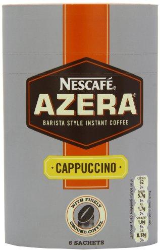 Nescafe Azera Cappuccinno 6 Sachet (Pack of 6)