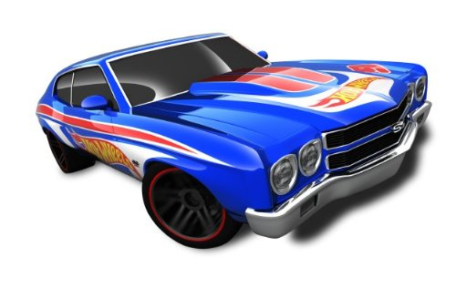 Hot Wheels - '70 Chevelle SS (Blue) - HW Racing 12 - 2/10 ~ 172/247 [Scale 1:64] - 1