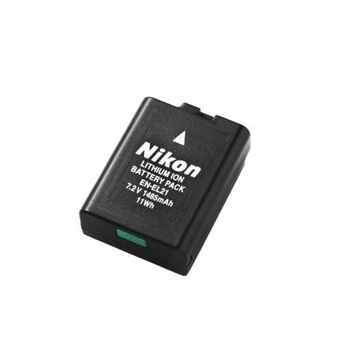 Nikon Li-ion リチャージャブルバッテリー EN-EL21