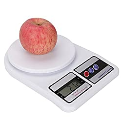 Electronic Digital Kitchen Scale Electronic Food Weight Scale max 10kg