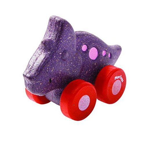 Plan Mini Vehicles Dino Car- Trio - 1