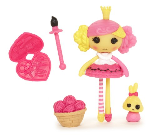 Lalaloopsy Mini Lala Oopsie Doll, Princess Juniper