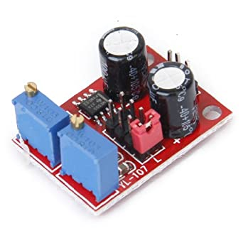 NE555 5V-15VDC Frequency Duty Cycle Adjustable Module