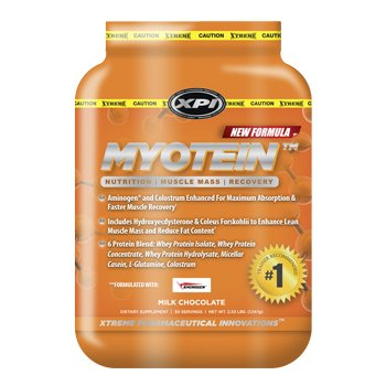 Myotein - Best Protein Powder Whey Protein Concentrate 2.3 Lbs