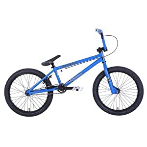 Eastern Nitrous Battery 2011 Complete BMX Bike - Matte Purple