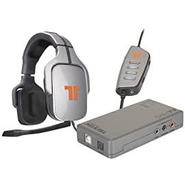 Tritton AX PRO 5.1 Surround Sound Gaming Headset. AX PRO - DOLBY DIGITAL 5.1 PRECISION GAMING HEADSET HEADST. Wired Connectivity - Stereo - Over-the-head