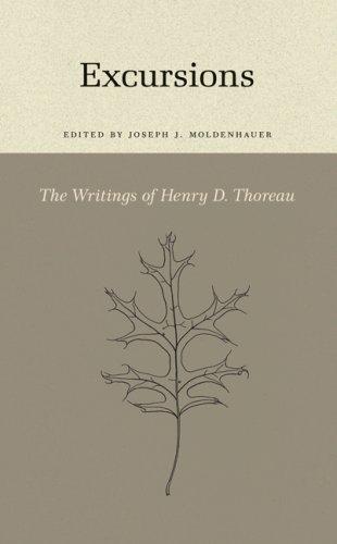 essays henry d thoreau