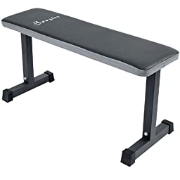 Soozier Flat Exercise / Weight Bench