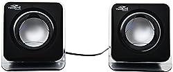 TeraByte 2.0 Multimedia Speakers, Model E-02B (M_Edge_7)