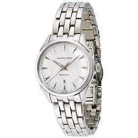 [ハミルトン]HAMILTON 腕時計 Jazzmaster Lady Auto 30㎜(ジャズマスター レディオート 30mm) H42215111 レディース 【正規輸入品】