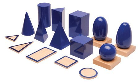 Image #2 of Montessori Geometric Solids