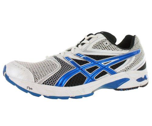 new style 17329 3aa93 ASICS Men s GEL DS Trainer 14 Running Shoe White Brilliant ...