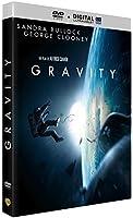 Gravity - Oscar® 2014 du Meilleur Réalisateur - DVD + DIGITAL Ultraviolet [DVD + Copie digitale]