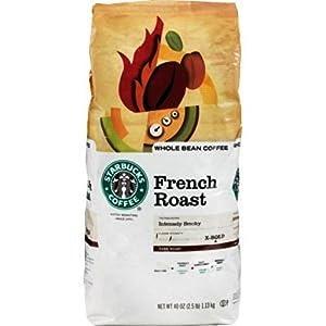 スターバックスコーヒー フレンチロースト コーヒー豆 1.13kg