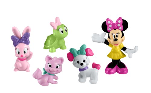 Fisher-Price Disney's Minnie Mouse: Friends Pet Pack