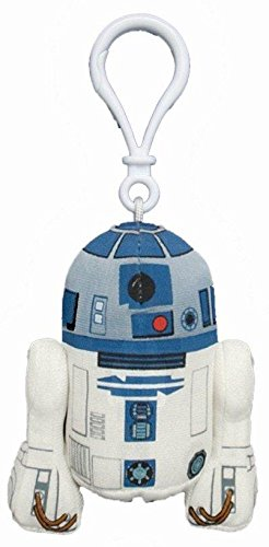 "Underground Toys Star Wars Talking R2-D2 4"" Plush"