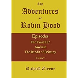 The Adventures of Robin Hood - Volume 03