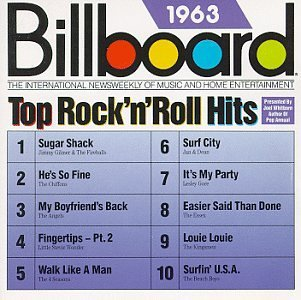 billboard-top-rock-n-roll-hits-1963-by-various-artists
