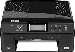 Brother MFC-J835W Inkjet All In One Printer Network Ready