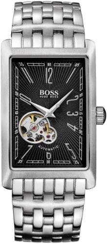 Hugo Boss 1512321 - Reloj de caballero automático, correa de acero inoxidable color varios colores