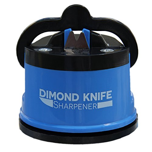 The Best Knife Sharpener - No. 1 Choice Of Master Chefs That Sharpens All Type Of Kitchen Knives. front-86590