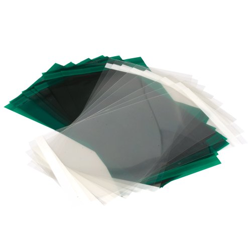 Read About TREND AIRPRO AIR/P/3C Clear Replacement Visor Overlay, Pack of Ten