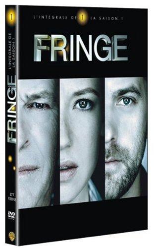 Fringe saison 1 en DVD