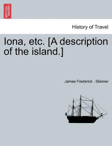 Iona, etc. [A description of the island.]