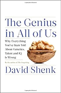 "Cover of ""The Genius in All of Us: Why Ev..."