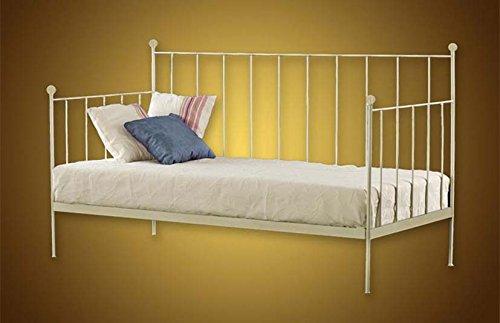 Sofa-Cama de forja Mod. CHICAGO de 201x100x96cms.