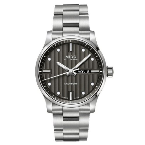 mido-multifort-automatic-dark-grey-dial-stainless-steel-mens-watch-m0054301106100