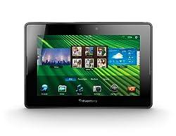 BlackBerry PlayBook Tablet 32 GB (17,8 cm (7 Zoll) Display, Touchscreen, 3 MP Kamera vorne, 5 MP Kamera hinten)