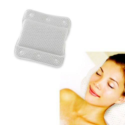 Foam Bath Pillow Spa Hot Tub Soft Support Neck Relax Lounge Comfortable Cushion (Tub Lounge compare prices)