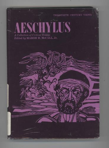 Books and e books history of theater part 1 libguides at aeschylus a collection of critical essays by marsh h mccall editor fandeluxe Gallery