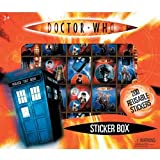 Doctor Who Sticker Boxby Dr Who