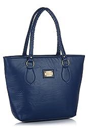 Utsukushii Women's Handbag (Blue) (BG386E)