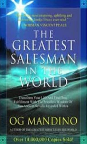 The Greatest Salesman in the World ISBN-13 9788179926871