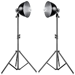 Neewer®  400W 5500K Photography Studio Lighting Kit, Kit includes(2)79\
