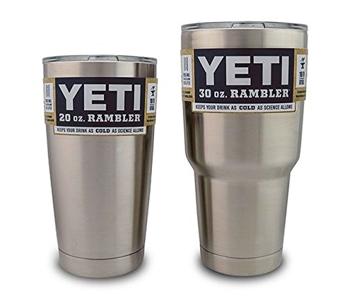 Yeti Rambler Tumbler Set - LOVE these!  Use them all the time
