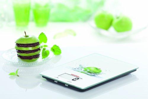 Soehnle 2046555 Mix & Match Fresh Apple Balance de Cuisine Electronique Plastique 23 x 17 x 2 cm