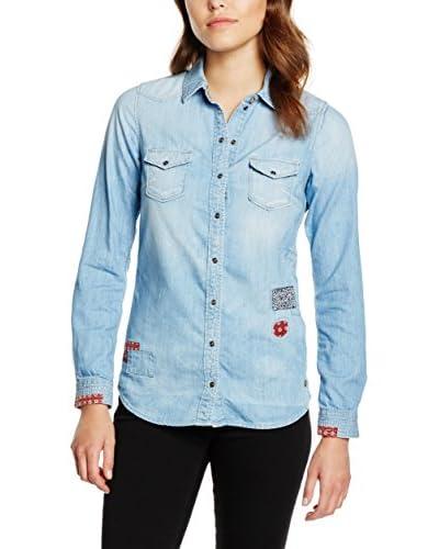 Pepe Jeans London Camisa Vaquera Emile