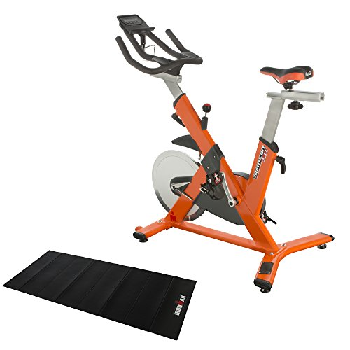 IRONMAN Fitness Triathlon X-Class 510 Smart Technology Indoor Training Cycle with Bluetooth, BONUS My Cloud Fitness Chest Belt and Added BONUS Equipment Mat (Indoor Training Cycle compare prices)