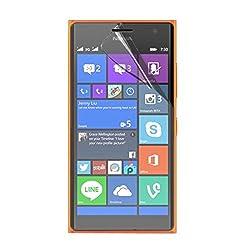 Stuffcool Crystal Clear Screen Protector Screenguard for Nokia Lumia 730 (CCNK730)