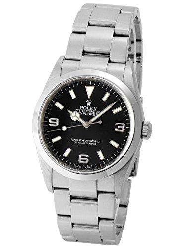 [ロレックス] ROLEX 腕時計 114270 エクスプローラーI SS 自動巻き F番[中古品] [並行輸入品]